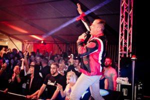 Jon Aaron Live Auftritt Party Mallorca