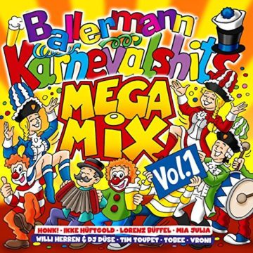 Ballermann_Karneval_Hits_Megamix_Vol1